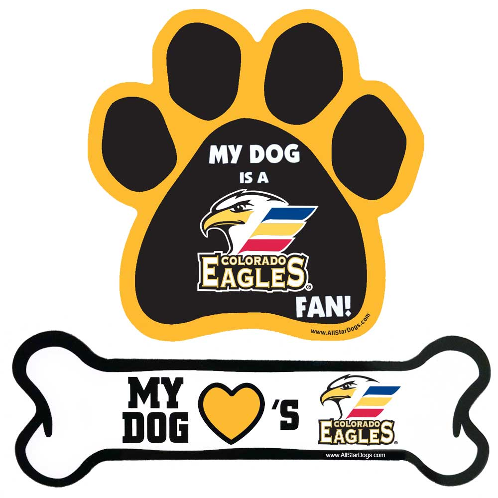 All Star Dogs Colorado Eagles Pet Products