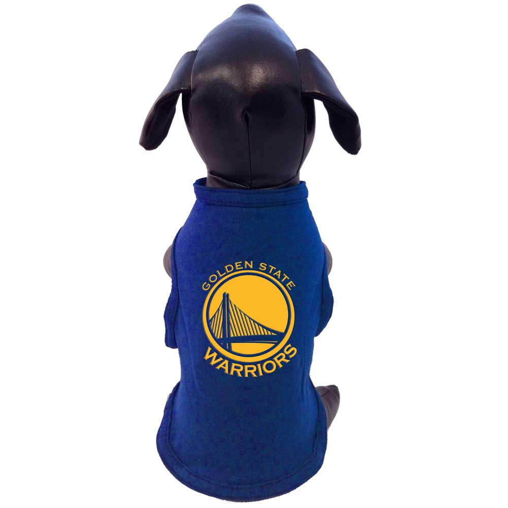 hot sale online 76b0e 7e88d All Star Dogs: Golden State Warriors Pet apparel and accessories