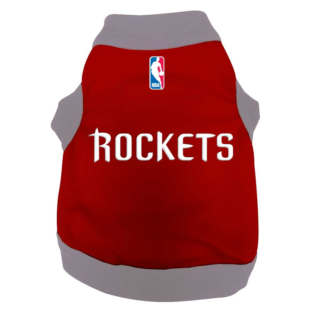 online store be0d9 1eb07 All Star Dogs: Houston Rockets Pet apparel and accessories