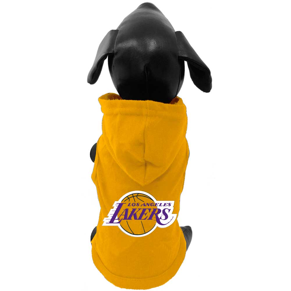 1c84ed6ea9b Los Angeles Lakers Cotton Lycra Hooded Dog Shirt