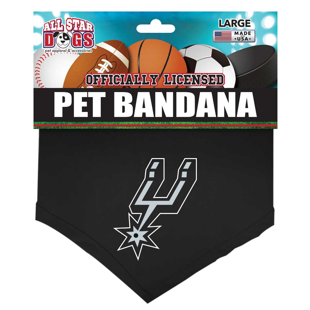 the latest 79f7b 5322e All Star Dogs: San Antonio Spurs Pet apparel and accessories