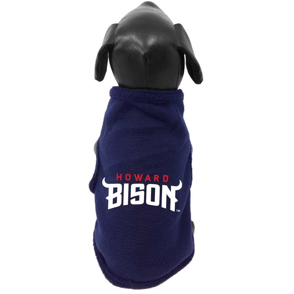 half off 0a8cd 88d2e All Star Dogs: Howard University Bison Pet apparel and ...