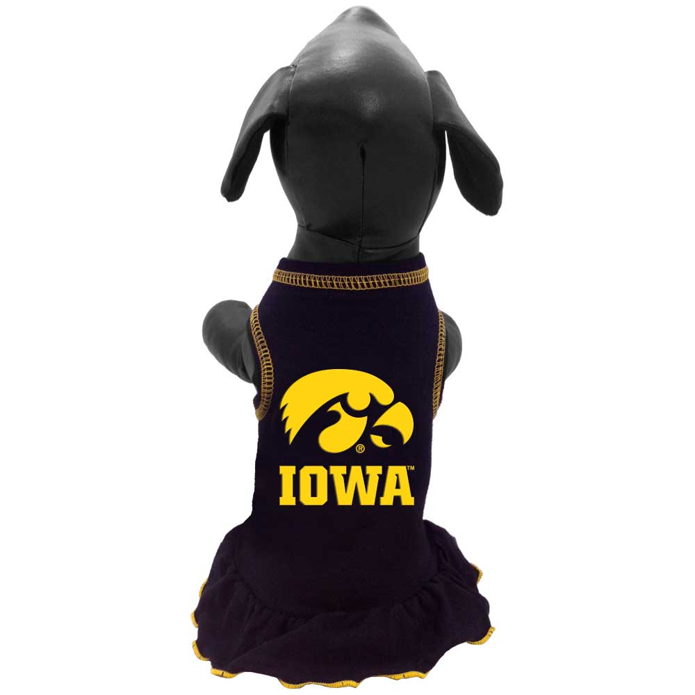 all star dogs university of iowa hawkeyes pet apparel and accessories