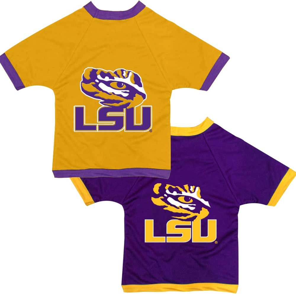 size 40 11715 952b6 All Star Dogs: LSU Tigers Pet apparel and accessories