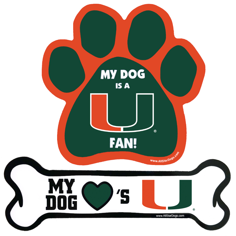 best cheap 6c803 c5198 All Star Dogs: University of Miami Hurricanes Pet apparel ...