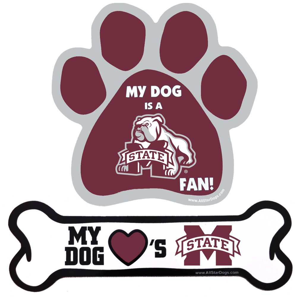 mississippi state bulldog coloring page