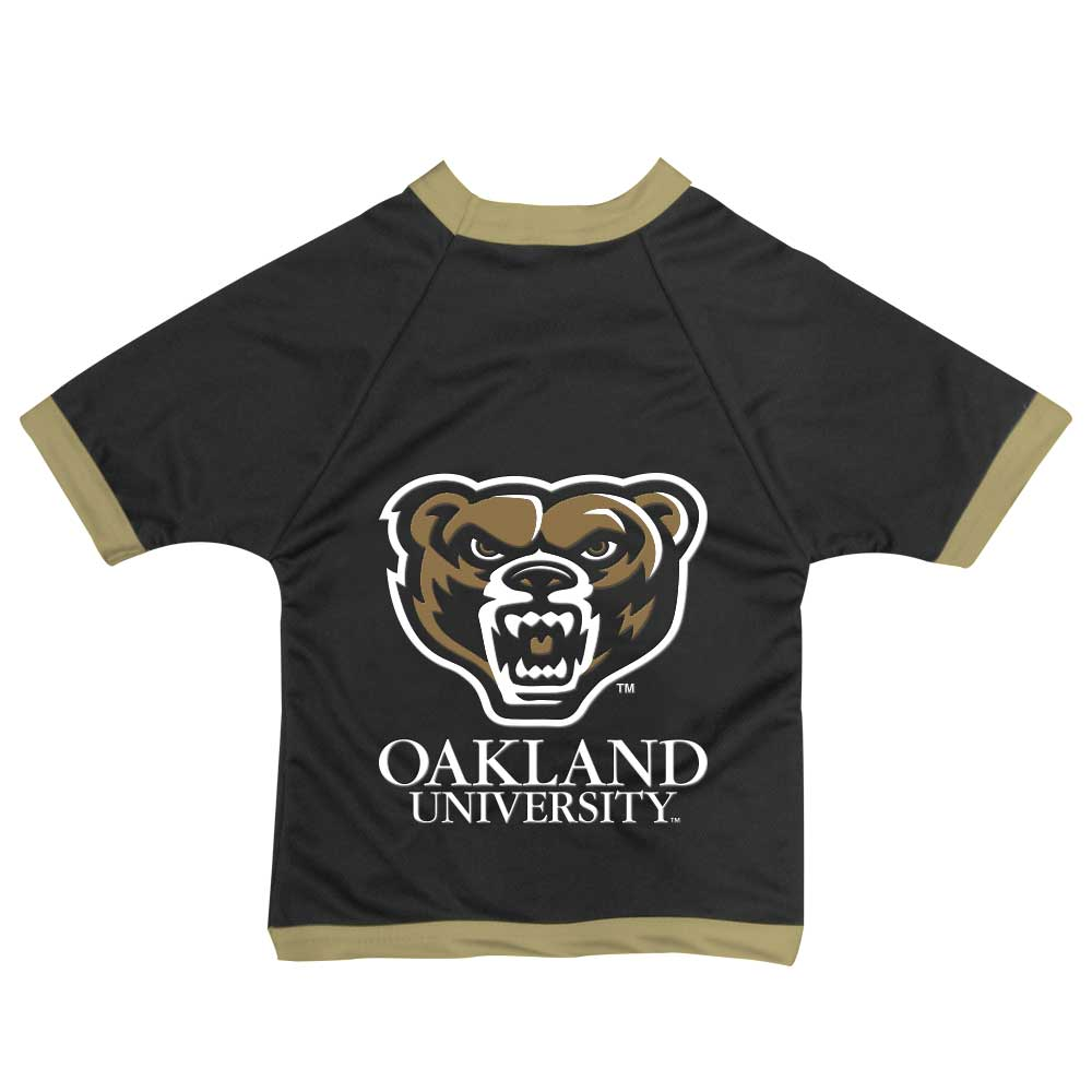 e444be40 All Star Dogs: Oakland University Golden Grizzlies Pet apparel and ...