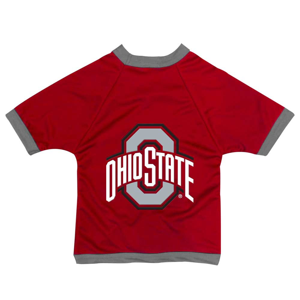 premium selection 210a1 21cd7 Ohio State Buckeyes Athletic Dog Jersey