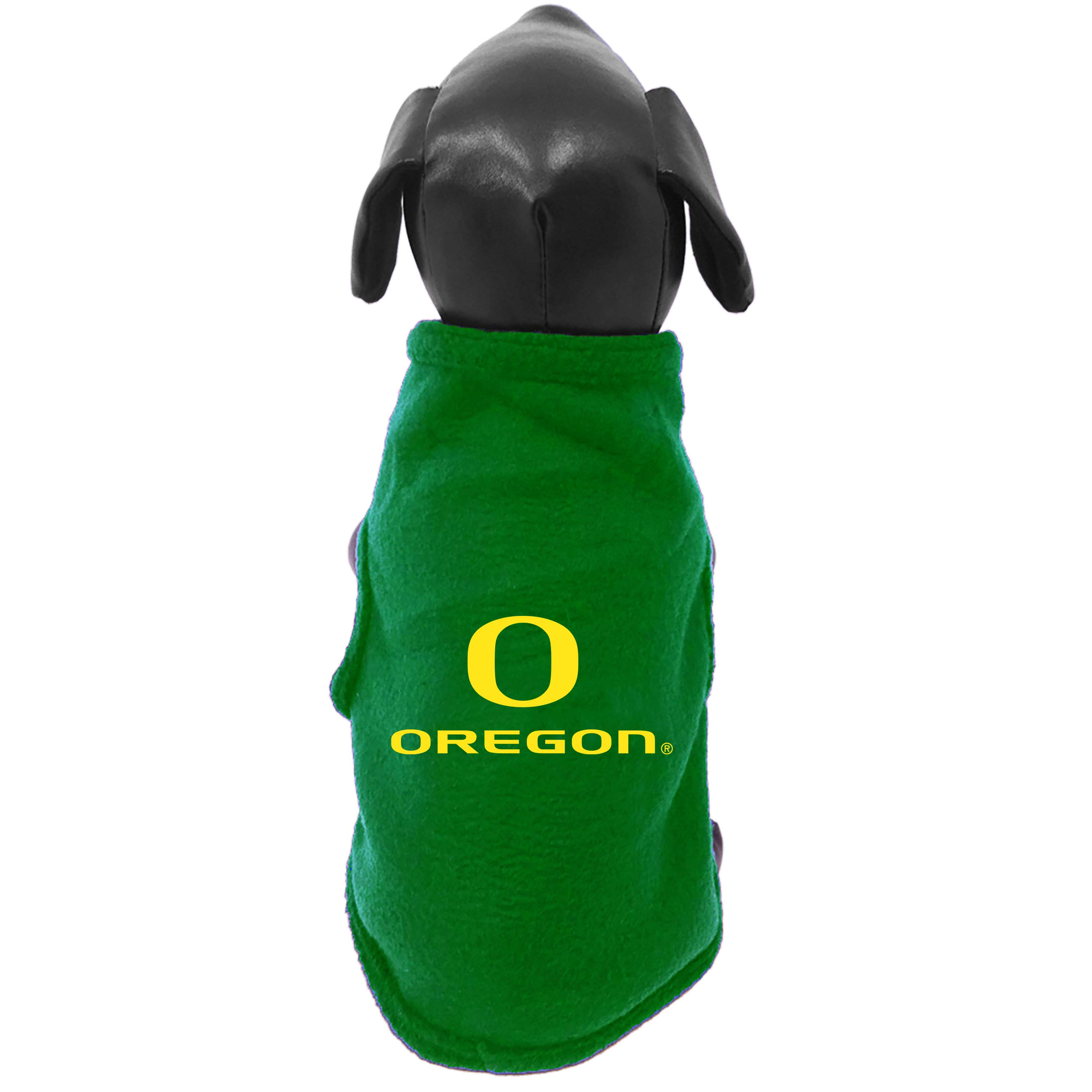 Oregon Ducks Premium Small Dog Collar