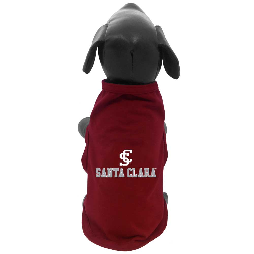 the latest 8431e 5a2fc All Star Dogs: Santa Clara University Broncos Pet apparel ...