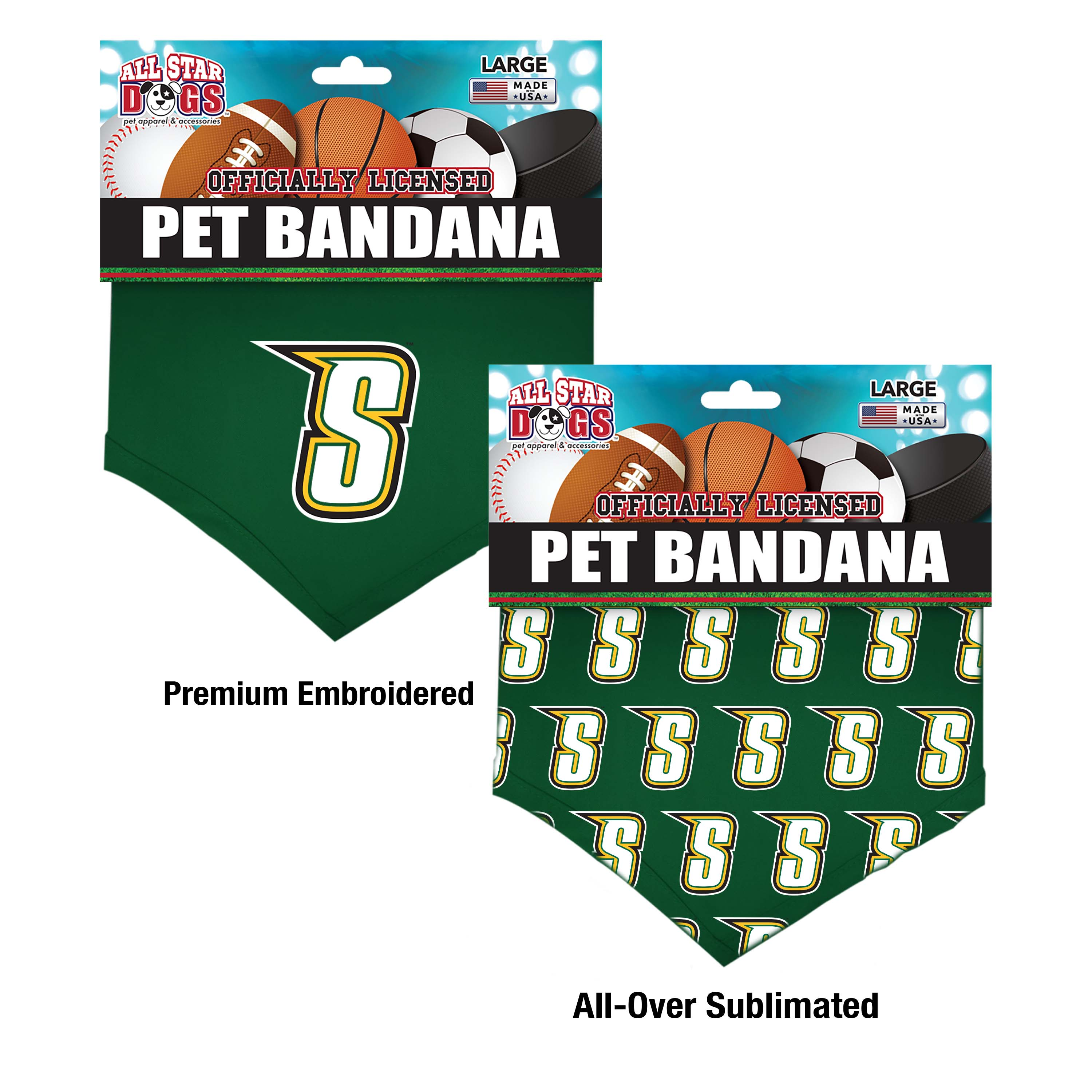 reputable site e3749 834d1 All Star Dogs: Siena College Saints Pet apparel and accessories