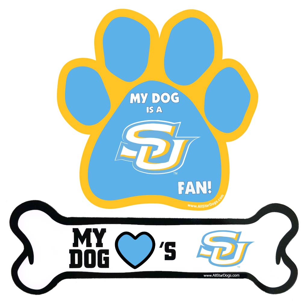 Beautiful Southern University Jaguars Car Magnets