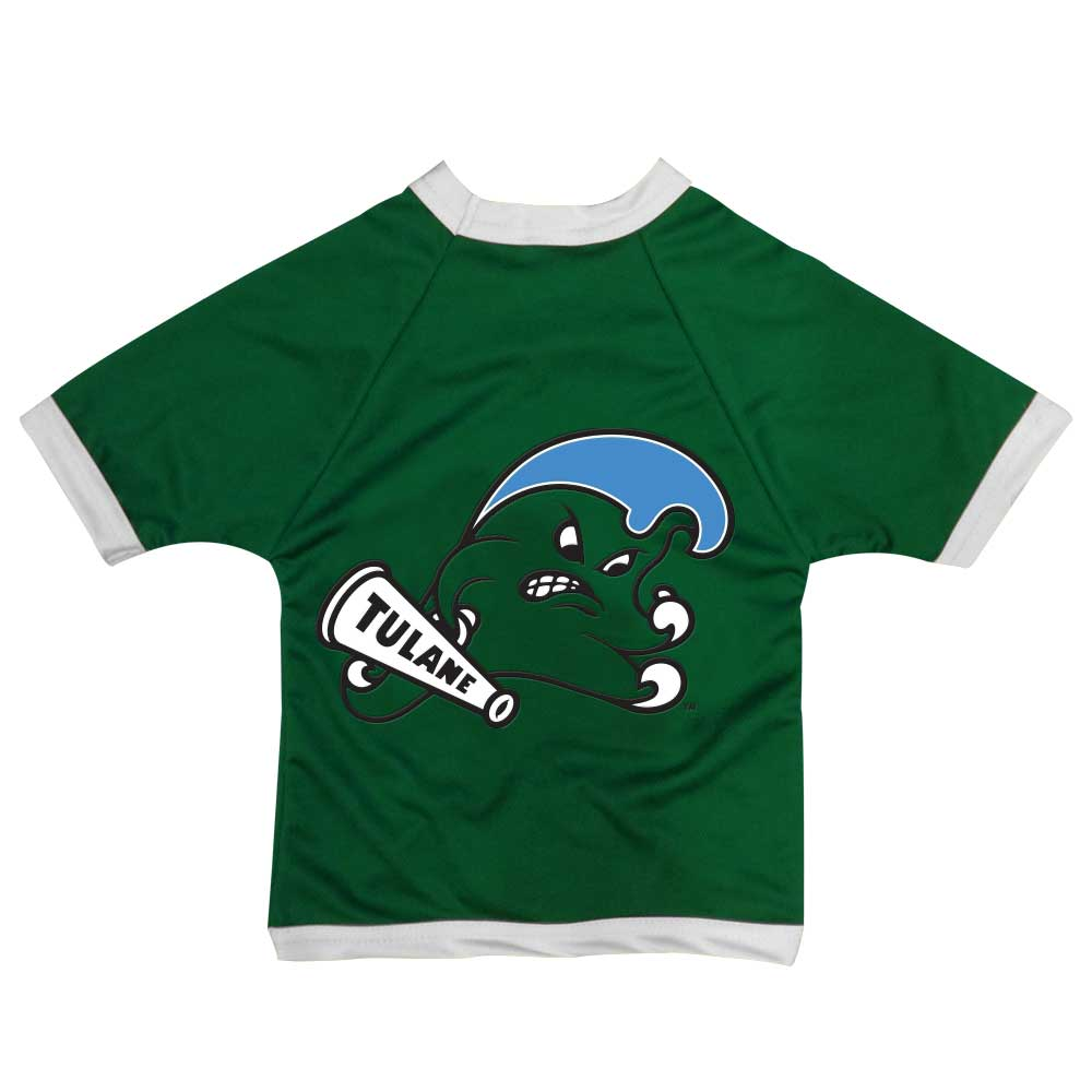 huge selection of c09a4 fa2cb All Star Dogs:Tulane University Green Wave Pet apparel and ...