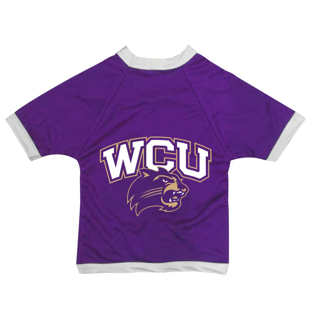 best sneakers 7df1c 73090 Western Carolina University Catamounts Athletic Dimple Mesh Dog Jersey